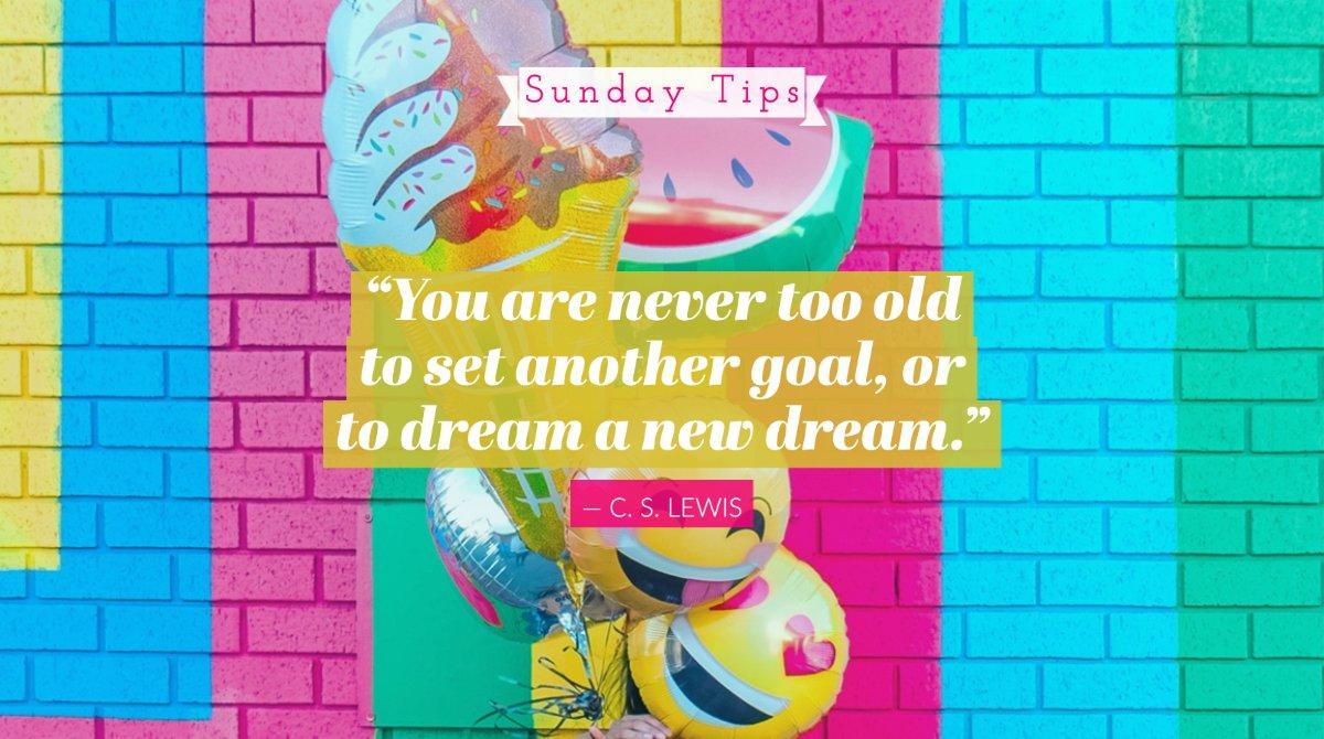 Dream new dreams for yourself! ☁️  #ChooseBayfrontHealth #SundayTips https://t.co/0Sc7KSfreA