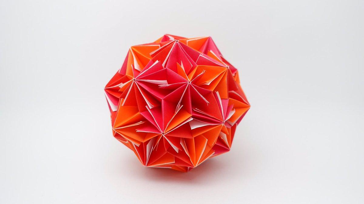 くす玉 不要 折り紙 のり 【折り紙】ローズボール(バラのくす玉)
