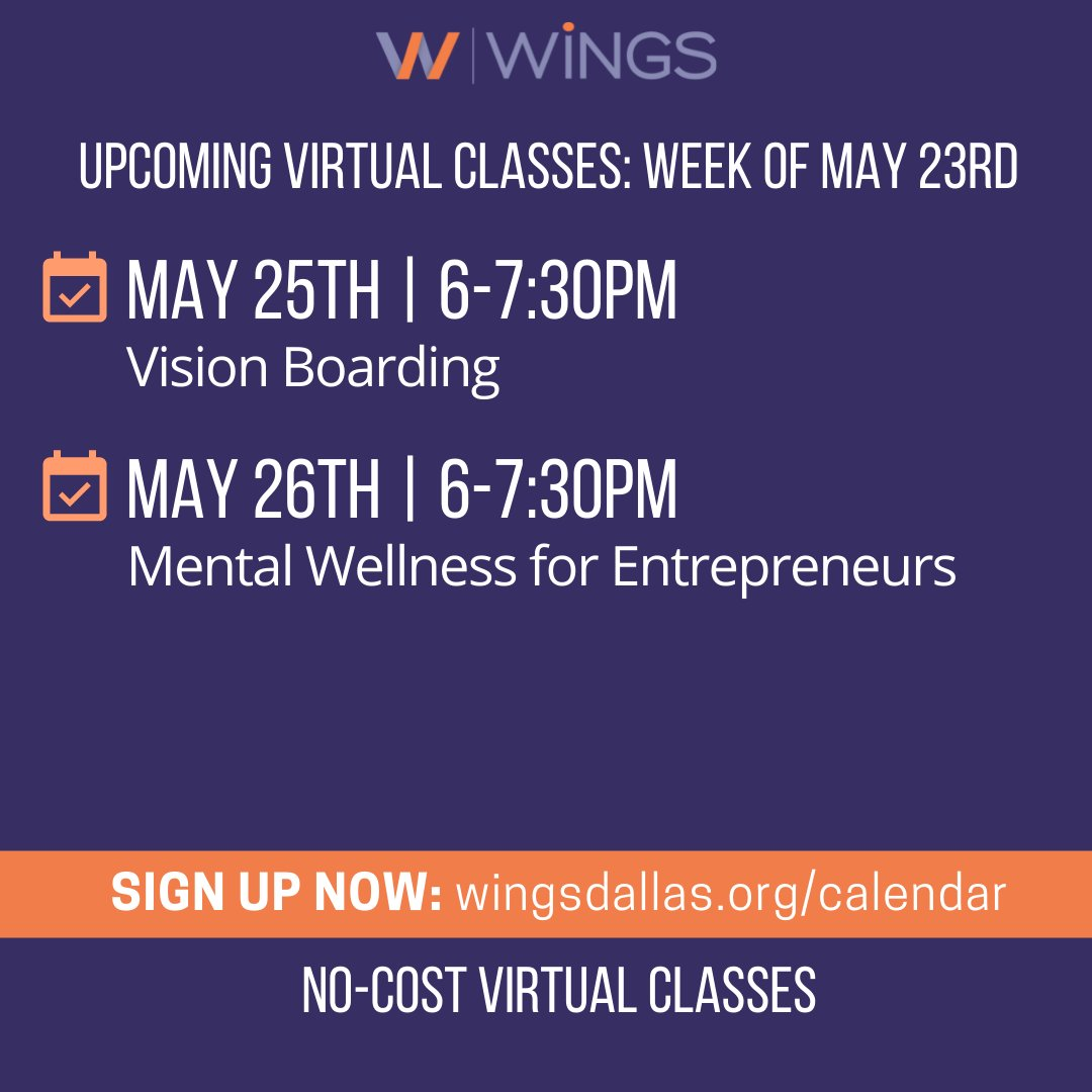 test Twitter Media - This week is all about leveling up! Vision Boarding and Mental Wellness for Entrepreneurs are the perfect classes to wrap up Mental Health Awareness Month! Join if you want to show YOURSELF some love this week! Register at https://t.co/VaAFMOs4HS https://t.co/rS9eP3gkpS