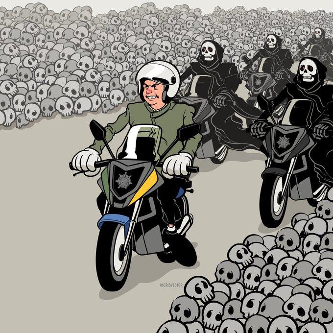 Motoqueiro da morte