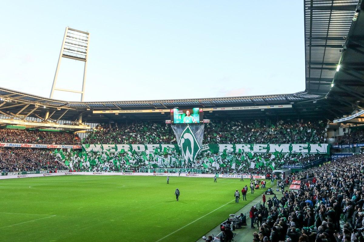 #Werder vs. #HSV #Werder vs. #H96 #Werder vs. #Hansa #Werder vs. #Pauli #Werder vs. #Nürnberg  Und so viele mehr. Der Abstieg tut weh, aber ich freue mich echt auf diese Spiele. Weniger Money matches und viel mehr Fußballliebe 💚💚  Achja, dennoch #BaumannRaus https://t.co/bEUghCO3vy
