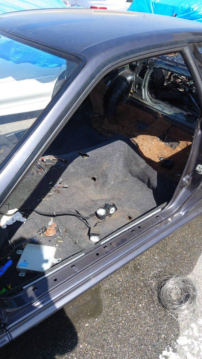 犯人が現行犯逮捕されて車両が見つかっても?オーナーに戻るとは限らない…
