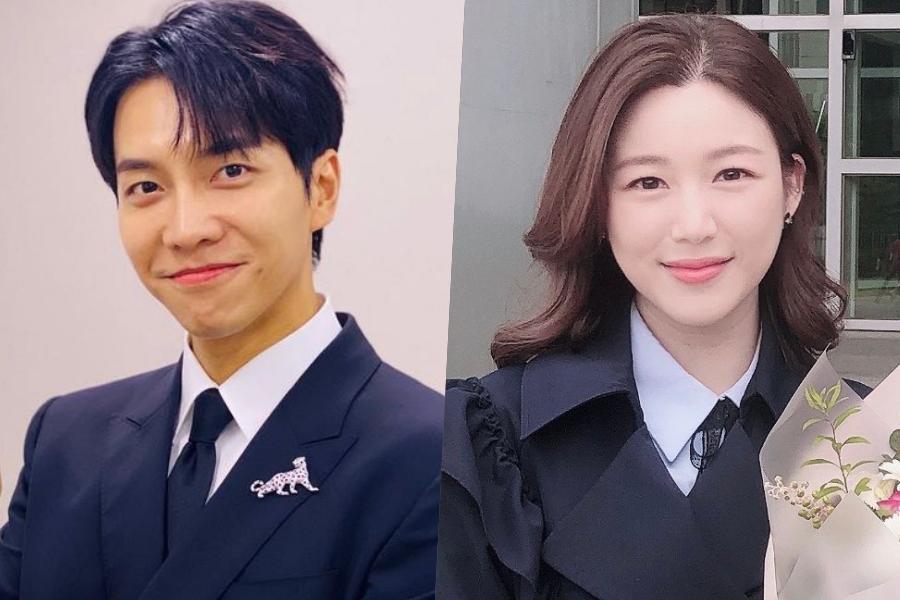Photo of [الآراء] مستخدمو الإنترنت لم يحبوا حقيقة أن الممثل لي سونغ جي يواعد الممثلة لي دا إن وهذا هو السبب