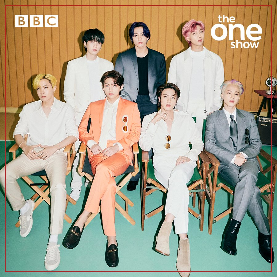 [影音] 210525 BBC《The One Show》專訪