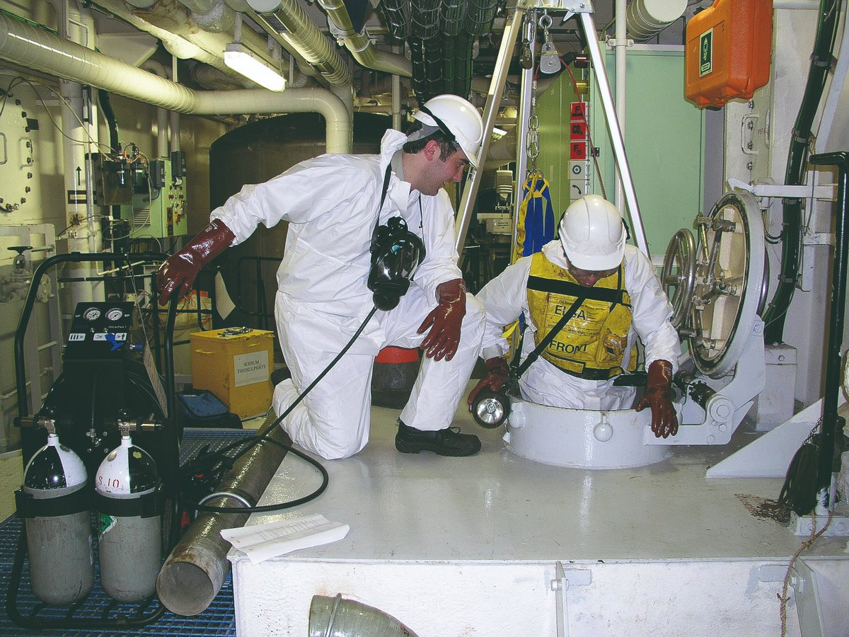 Safety of our #Seafarers is always a top priority, and we are consulting on vital legislation to protect and prevent deaths in #EnclosedSpaces on board vessels.  Read more:  and have your say #SeafarerWelfare