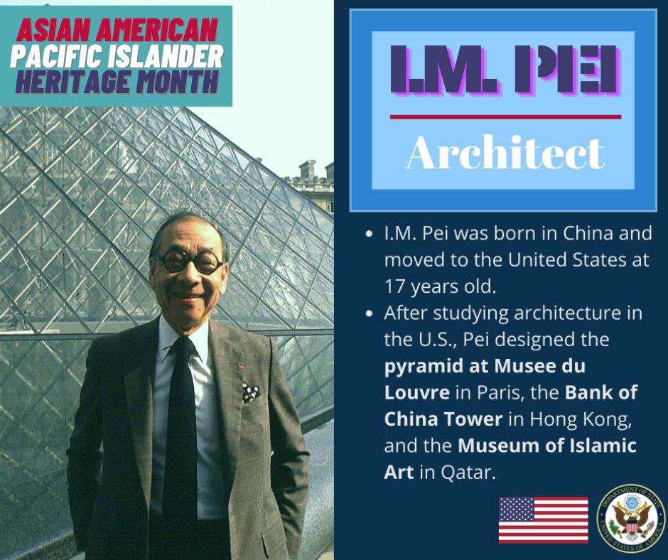 #AsianAmericanPacificIslanderHeritageMonth #AAPIHM2021 https://t.co/7LMUqs1awV