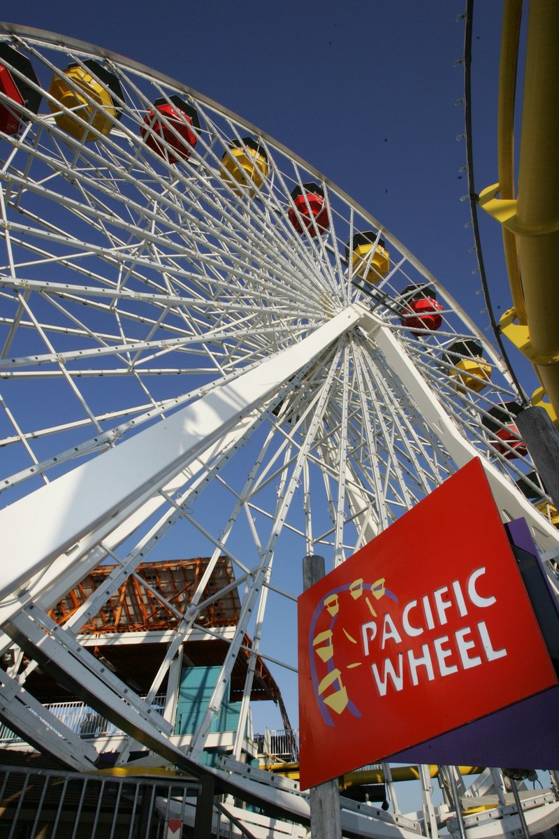 Counting down to our 25th anniverary, 1998 - Pacific Park and Southern California Edison Technology Solutions created the world's first and still only solar-powered Ferris wheel in 1998. https://t.co/GzbxW4lijS https://t.co/52HH7ZyTbR