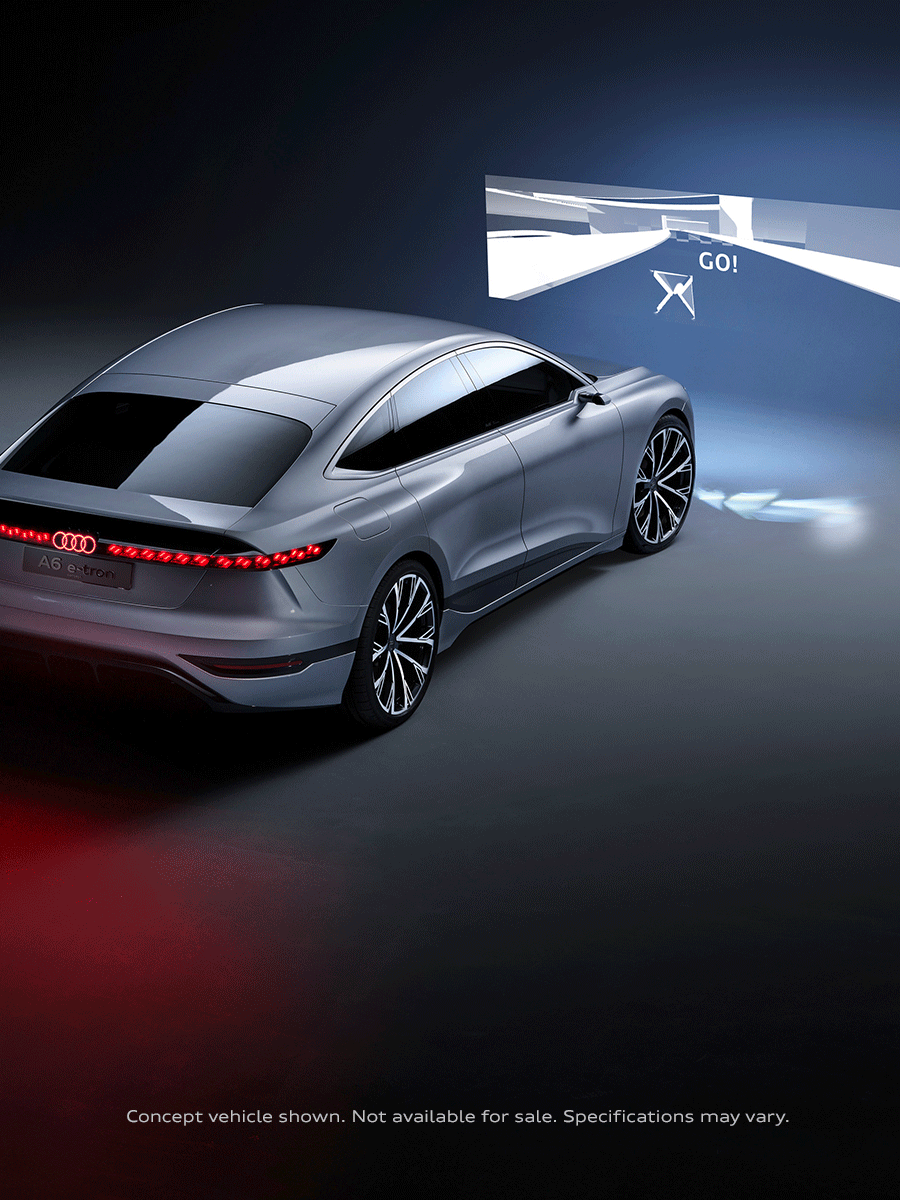 When mobile gaming and e-mobility combine. What are you playing on the #A6etronConcept projector headlights? https://t.co/F6J0VtX5bp