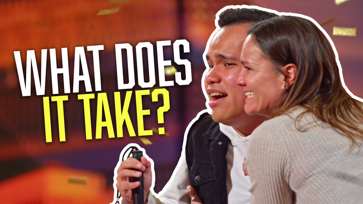 When they know, they know. A Golden Buzzer performance is something you just feel! 🌟 https://t.co/HKT1UwzDF8
