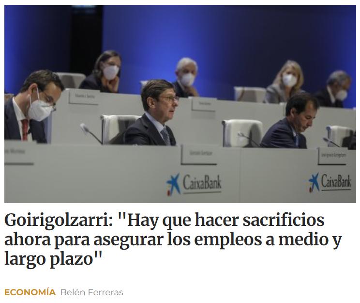 Negocio de la banca en España. El gobierno avala a la banca privada por otros 100.000 millones. Cooperación sindical.  - Página 12 E2N43BhWEAAwjwd?format=png&name=900x900