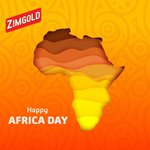 Image for the Tweet beginning: Honouring a Golden Continent  Zimgold takes