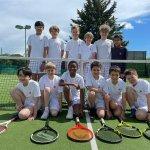 Image for the Tweet beginning: Year 6 enjoyed their tennis