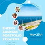 Image for the Tweet beginning: JOIN WEBINAR TODAY: ENERGY BUSINESS