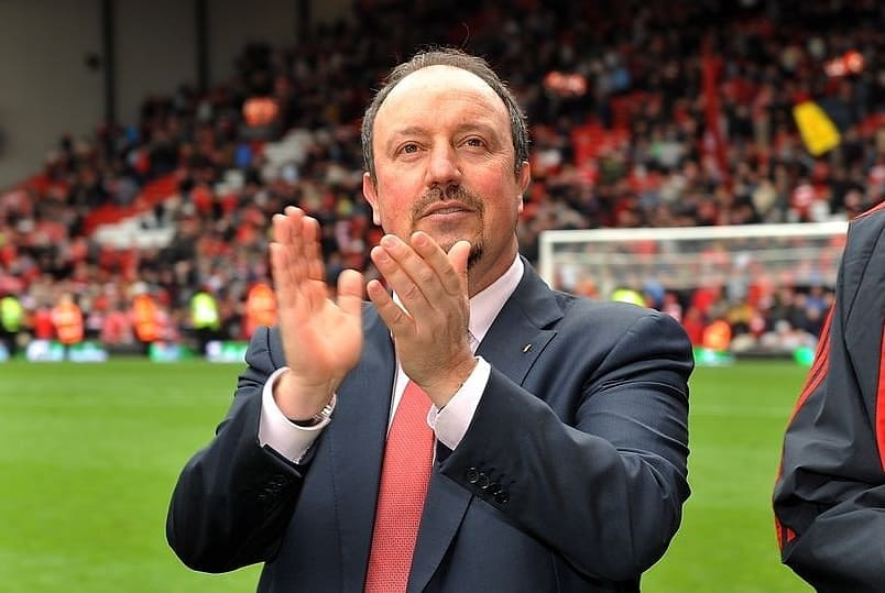 BENITEZ CLOSE TO BEING THE NEW EVERTON MANAGER