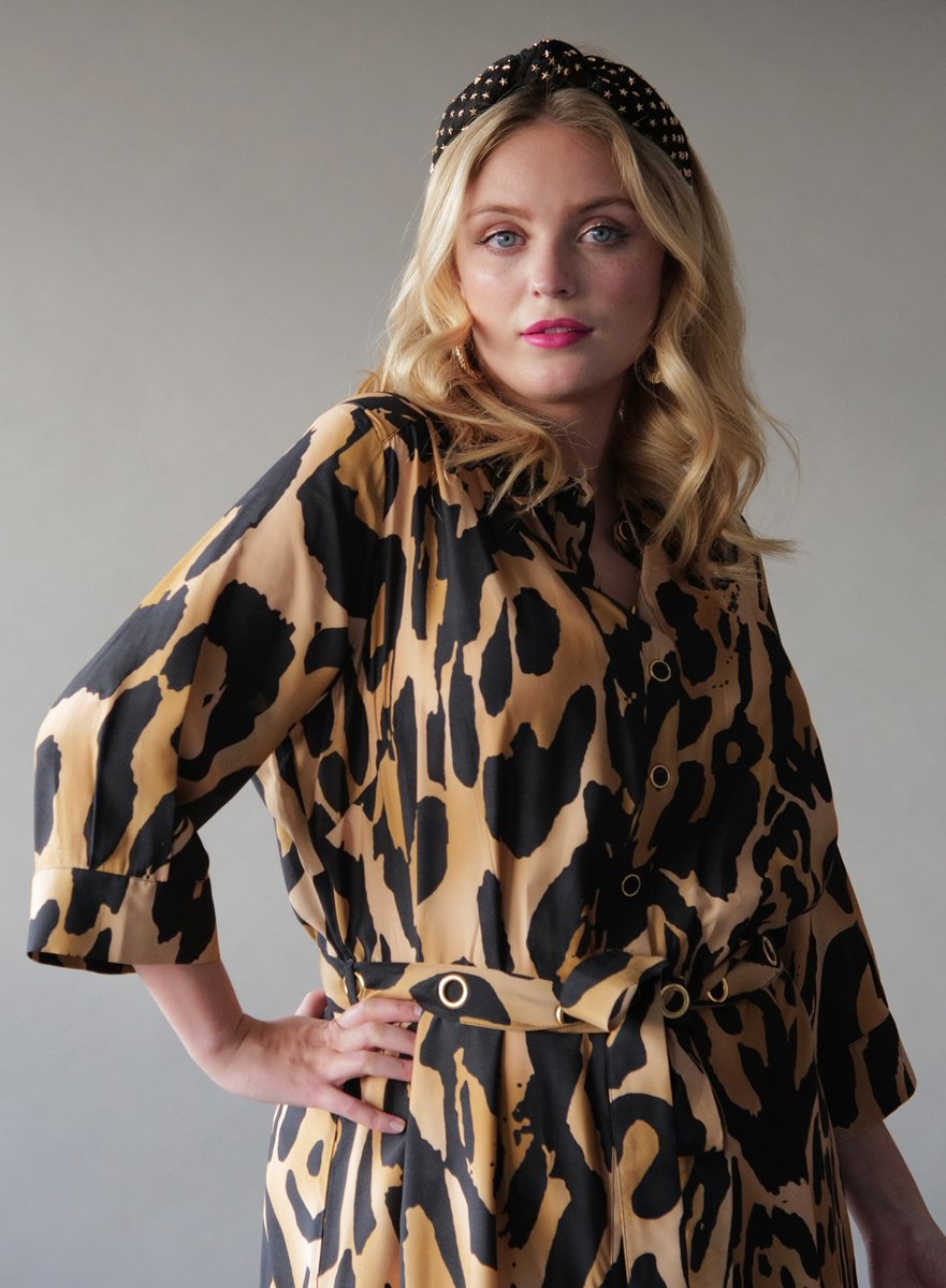 test Twitter Media - Leopard print plus size shirt dress #annascholz #leopardprint #plussize https://t.co/tjA3SxYjSW https://t.co/xpNTSDSkav
