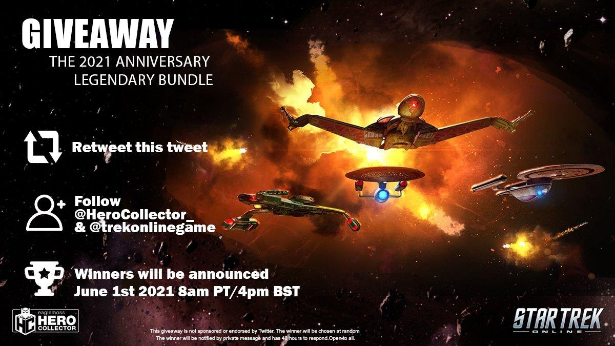 Star Trek Online Hero Collector Giveaway