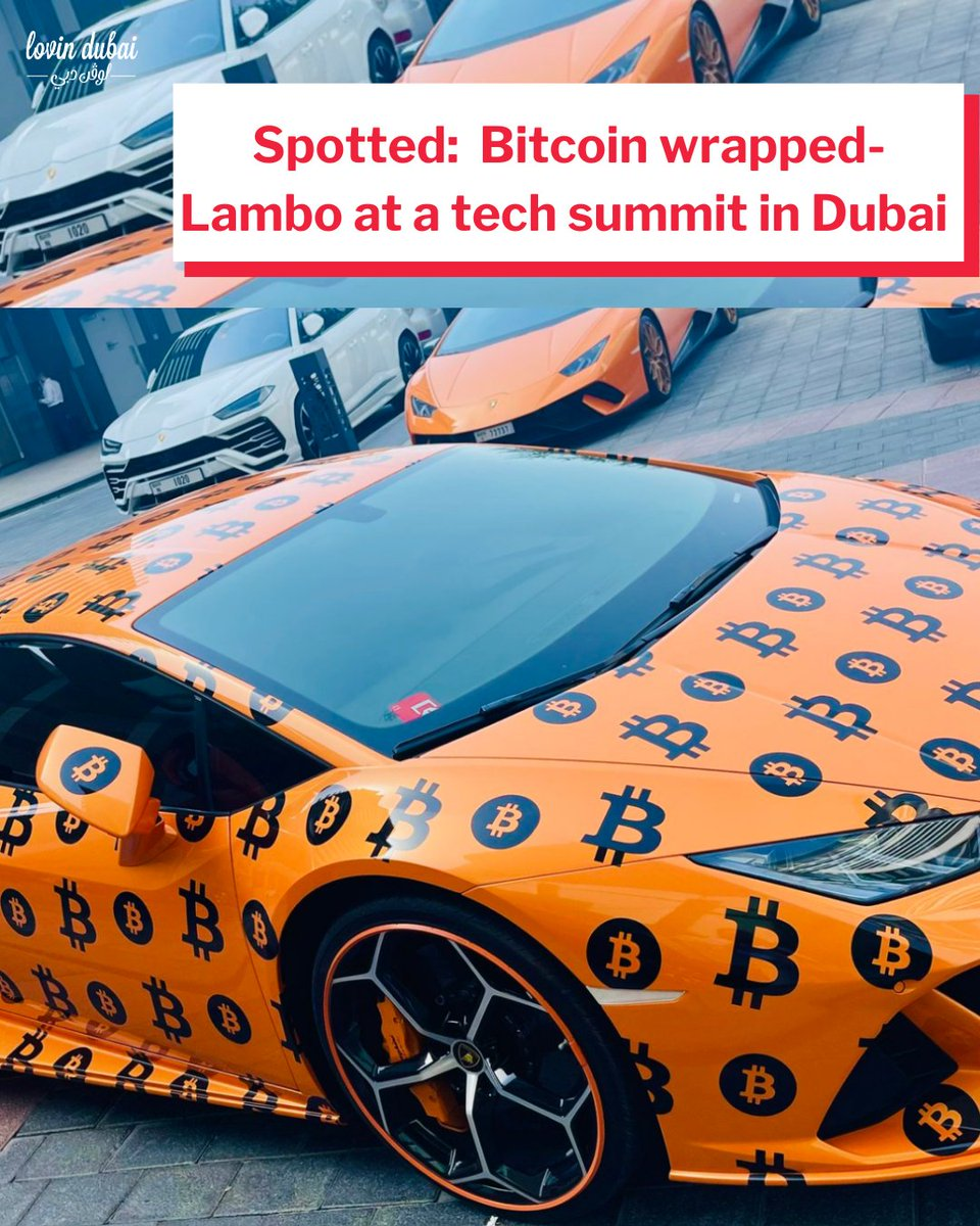 bitcoin lambo