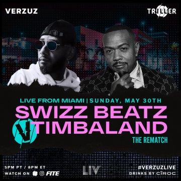 Timbaland Swizz Beatz