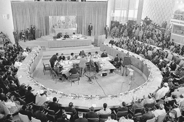 Happy #AfricaDay ! While looking ahead to many more successes, always nice to look back. 58 years ago today, the Organization of African Unity saw the light of day. https://t.co/WtveD0Bxl8