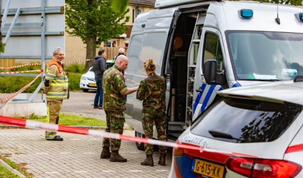 Politie zoekt dader(s) en getuigen na vondst explosief in Hilversumse Meent - ..