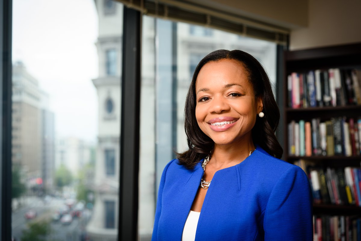 She is qualified. She is deserving. And now she made history.  @KristenClarkeJD was confirmed to lead the Civil Rights Division of the Department of Justice — the first Black woman to do so. https://t.co/Ar1QZW7ZNE