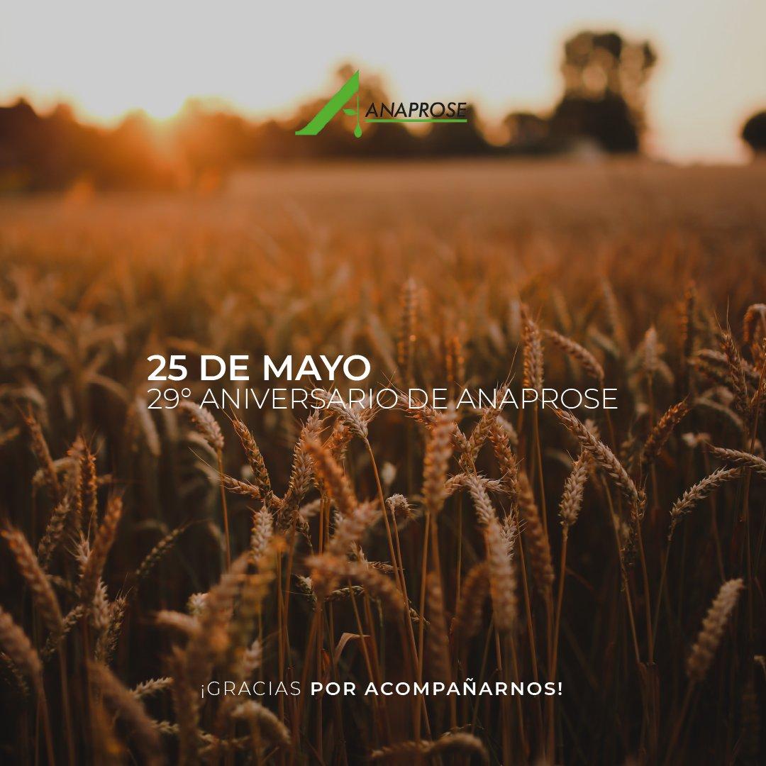 test Twitter Media - Hoy festejamos nuestro 29º aniversario 👏🏼.   Desde 1992 trabamos, junto con nuestros socios, para mejorar el desarrollo de la Industria Semillerista del Uruguay. 🌱  ¡Gracias por acompañarnos! https://t.co/szM3klX0L1