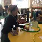 Image for the Tweet beginning: During Eco Week, Reception are