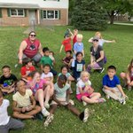 Image for the Tweet beginning: HKA field day fun! Pure