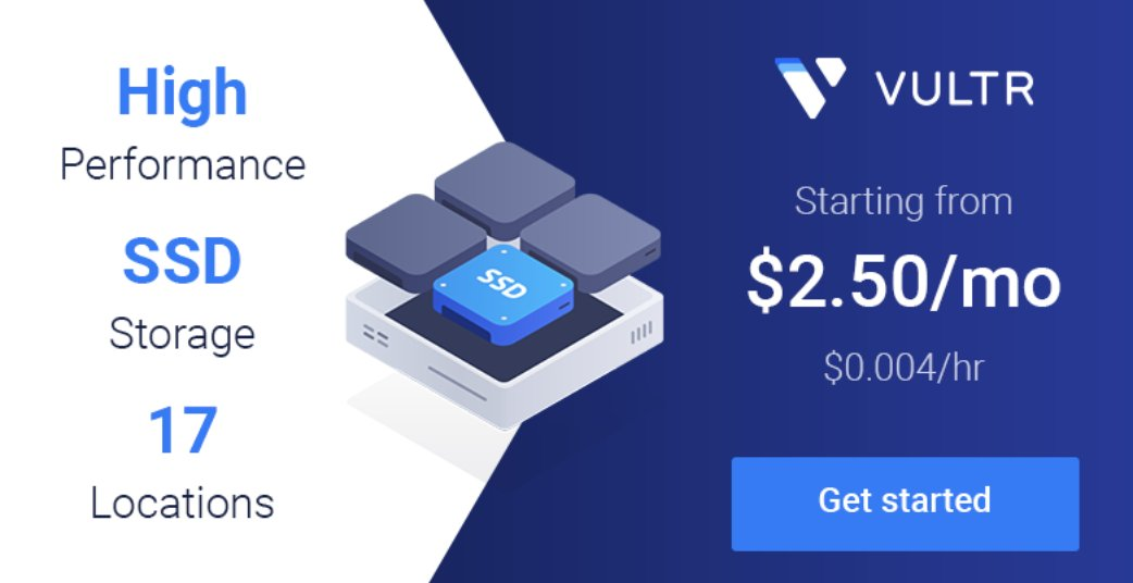 Introducing Vultr Marketplace Featuring Incredible PBX 2021