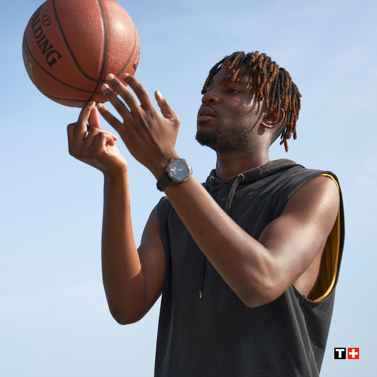 As the Official Timekeeper of the @NBA, we're loving every second of the NBA Playoffs! Check out the T-Touch Connect Solar - This perfect example of the latest in Swiss watchmaking technology is packed with features that are perfect, on and off-court! https://t.co/5zOsxrN0QG https://t.co/AH8ENjm4GZ