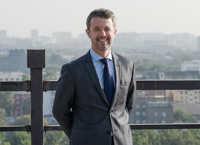 Wishing His Royal Highness Crown Prince Frederik of Denmark a happy 53rd birthday