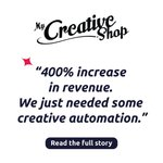 Image for the Tweet beginning: Are you already using creative