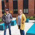 It was a sunny day in our Torsion Students site, Red Queen in  Coventry. ☀️ Tommy Styles, Managing Director of Torsion Students and Red Queen Property Manager, Emma Field got a photo from the site visit.#Studentaccommodation #TeamTorsion #DevelopConstructOperate