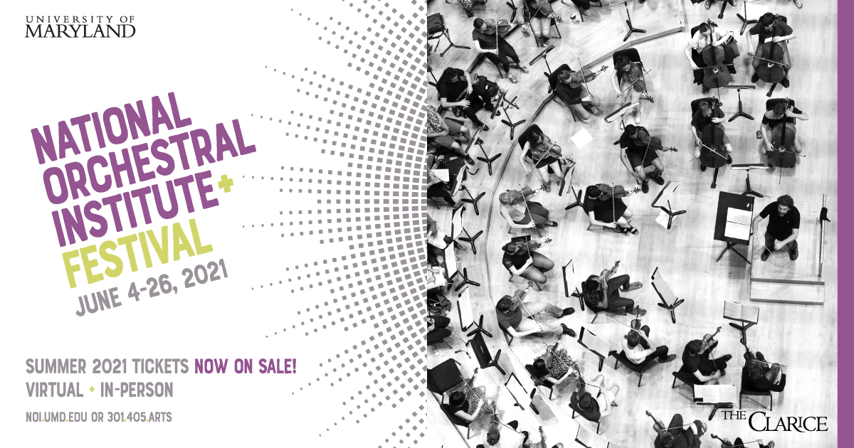 National Orchestral Institute + Festival