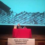 Image for the Tweet beginning: #estapassant 'Agramunt, un poble de