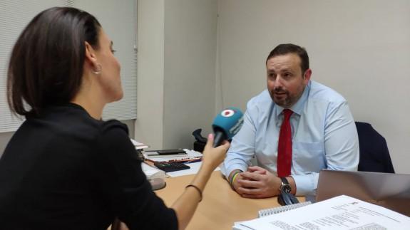 Alejandro Gómez, director deportivo de UCAM Murcia, Tiempo de Directores Deportivos en Baloncesto
