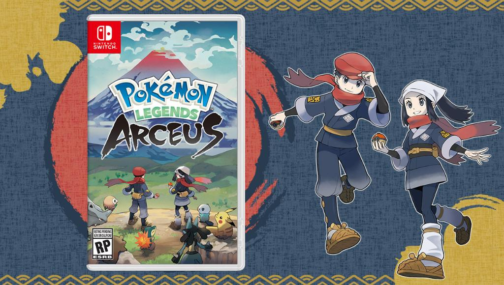 Pokémon Legends : Arceus E2UOZJNWQAUo0l4?format=jpg&name=medium
