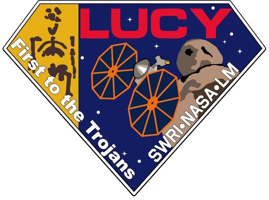 Parche de misión de «Lucy»