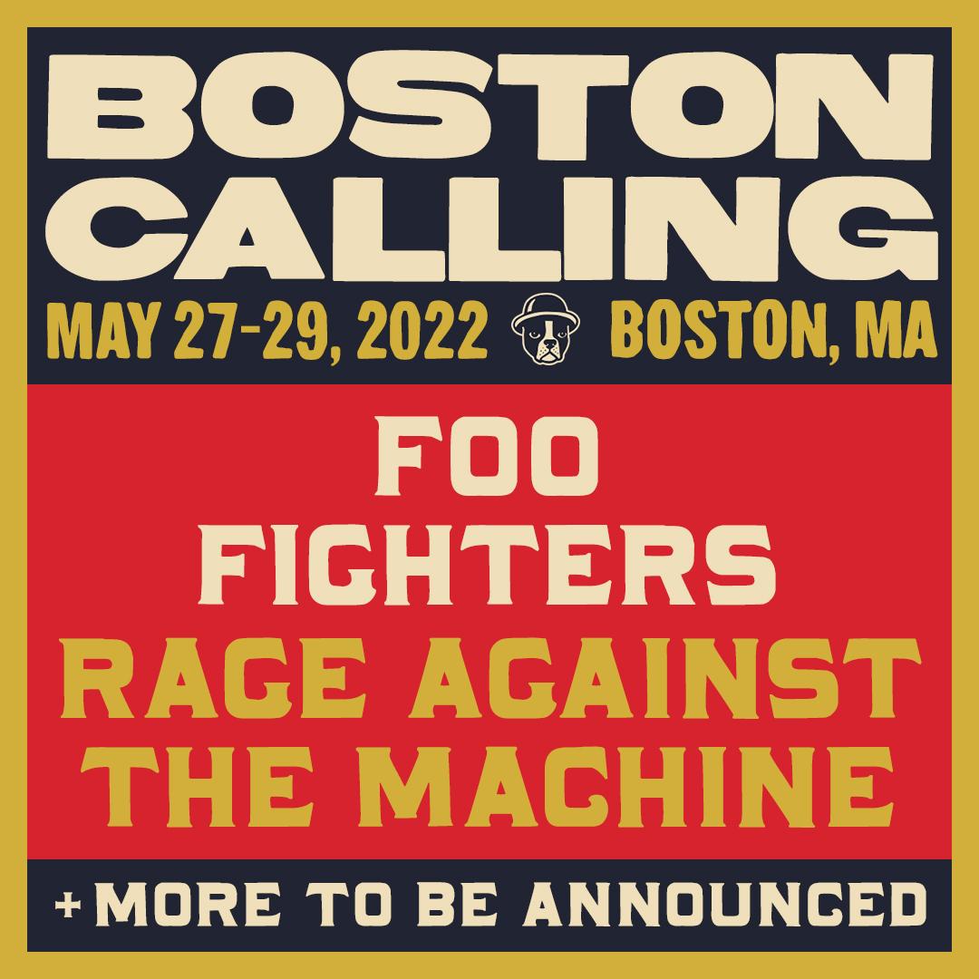 boston calling lineup 2022