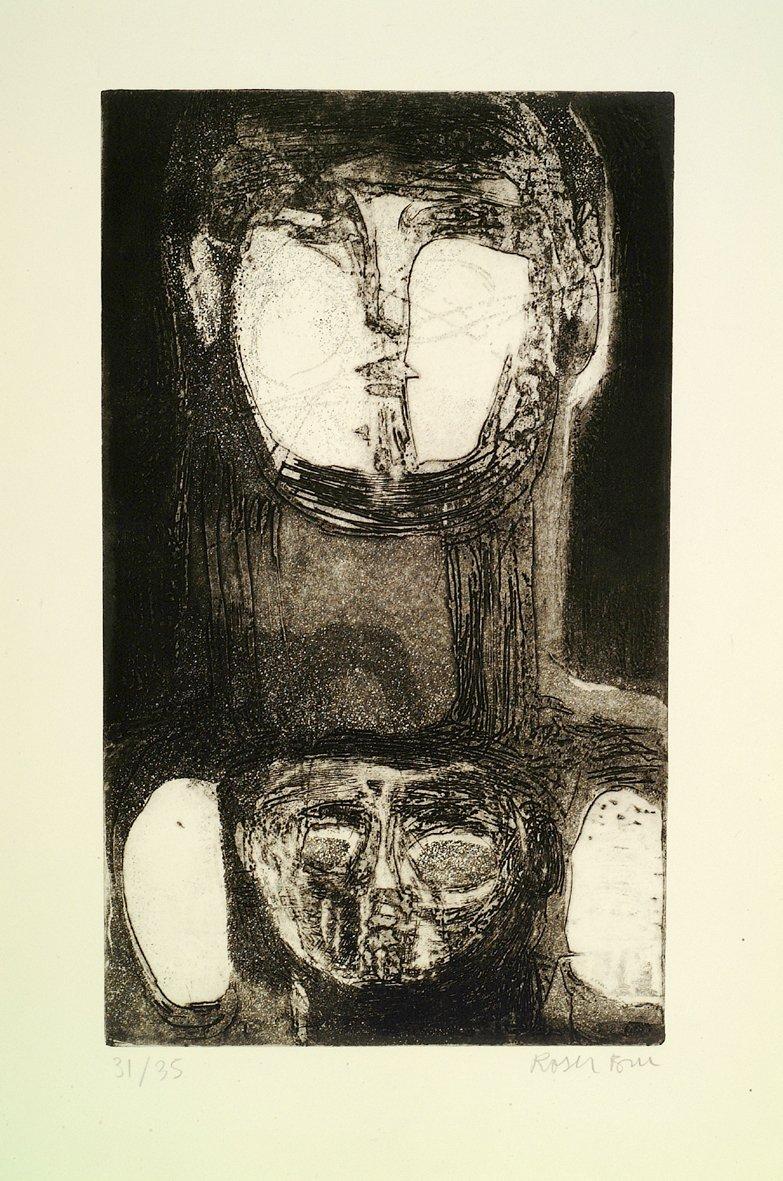 """""""Mujer y niño"""" de Roser Bru. Colección MAVI."""