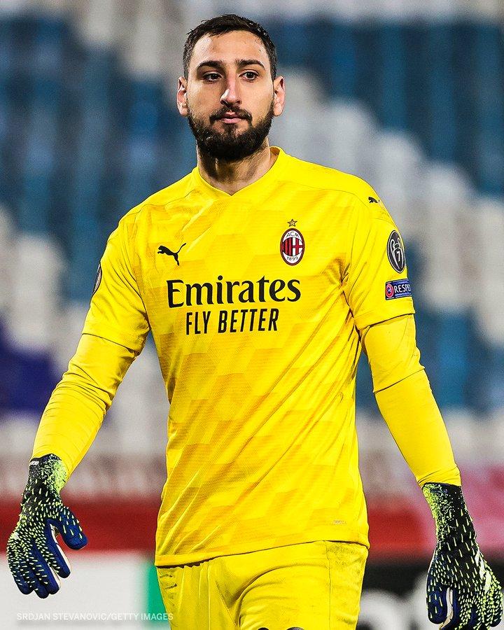 Kiper AC Milan Gianluigi Donnarumma akan meninggalkan San Siro setelah 30 Juni 2021