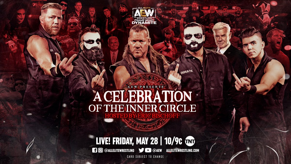 Eric Bischoff To Host The Inner Circle celebration On Friday's AEW Dynamite
