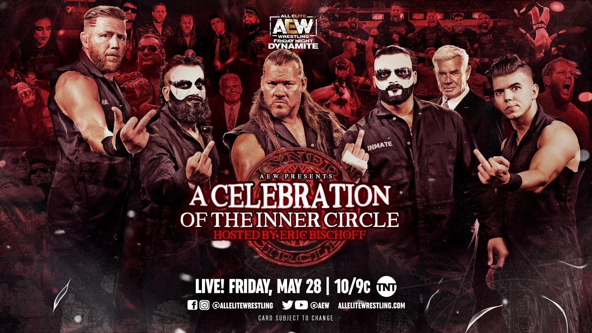 AEW Dynamite IGNITE for 5/28/21