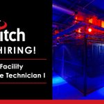 Image for the Tweet beginning: Switch ATLANTA is hiring! Read
