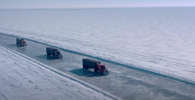 極地冰劫/疾凍救援(The Ice Road) 劇照
