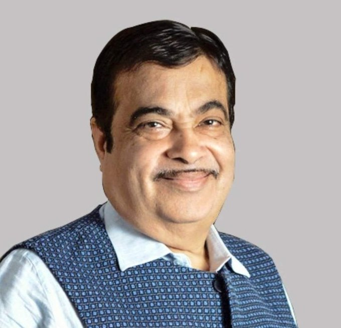 HAPPY birthday to the Best Minister of central Government shri. Jii