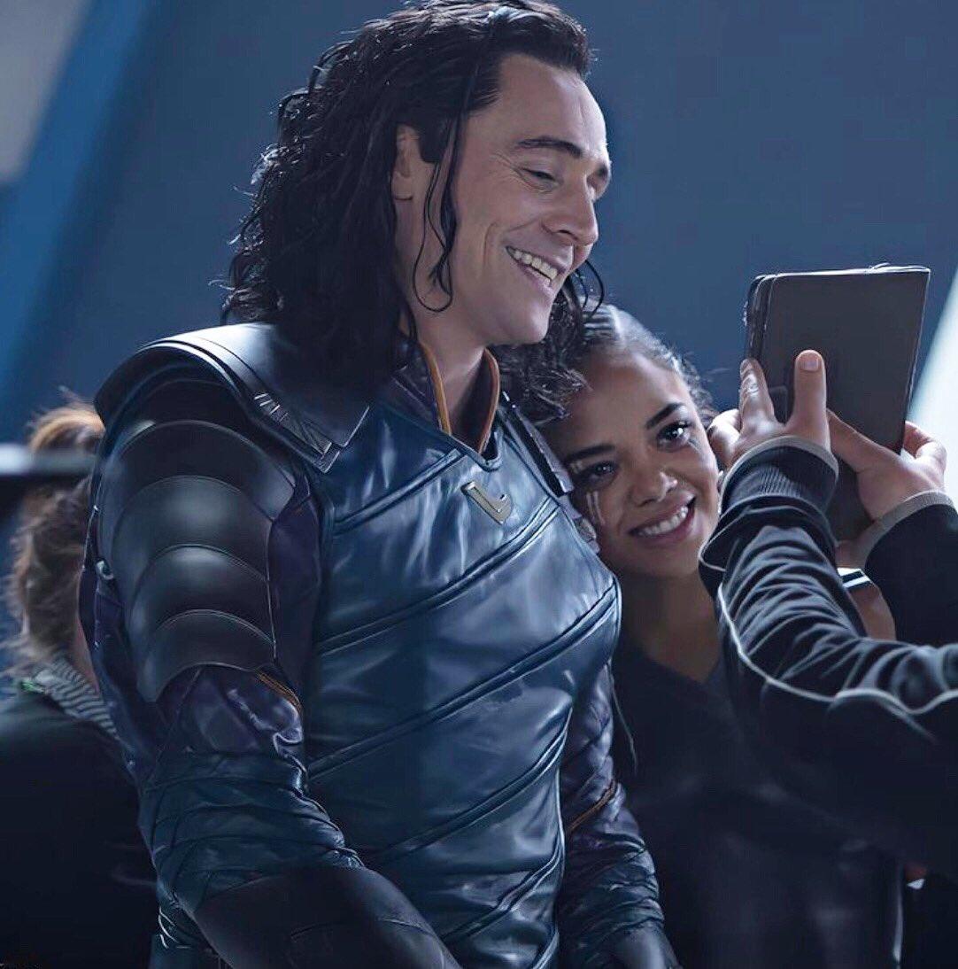 Valkyrie And Loki