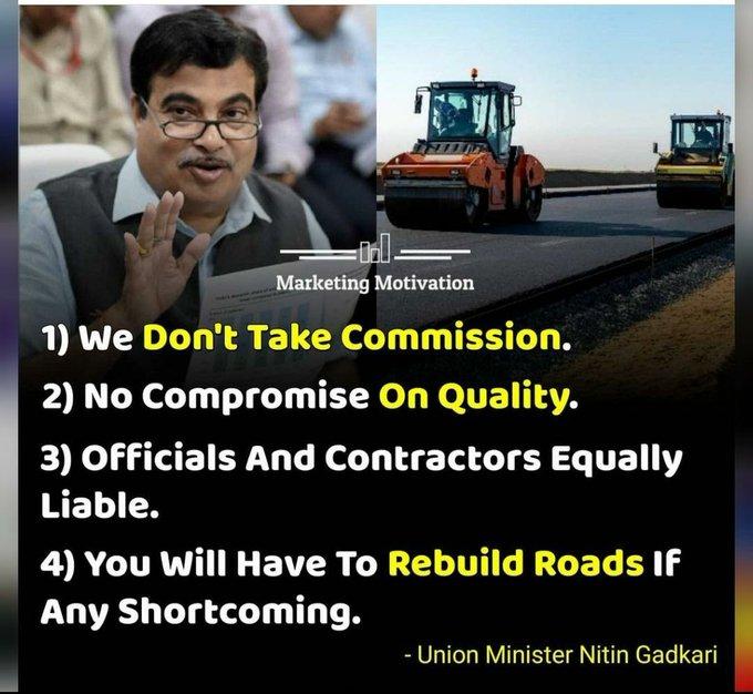 Best Cabinet Minister from Maharashtra..  Wish you Happy Birthday ji.