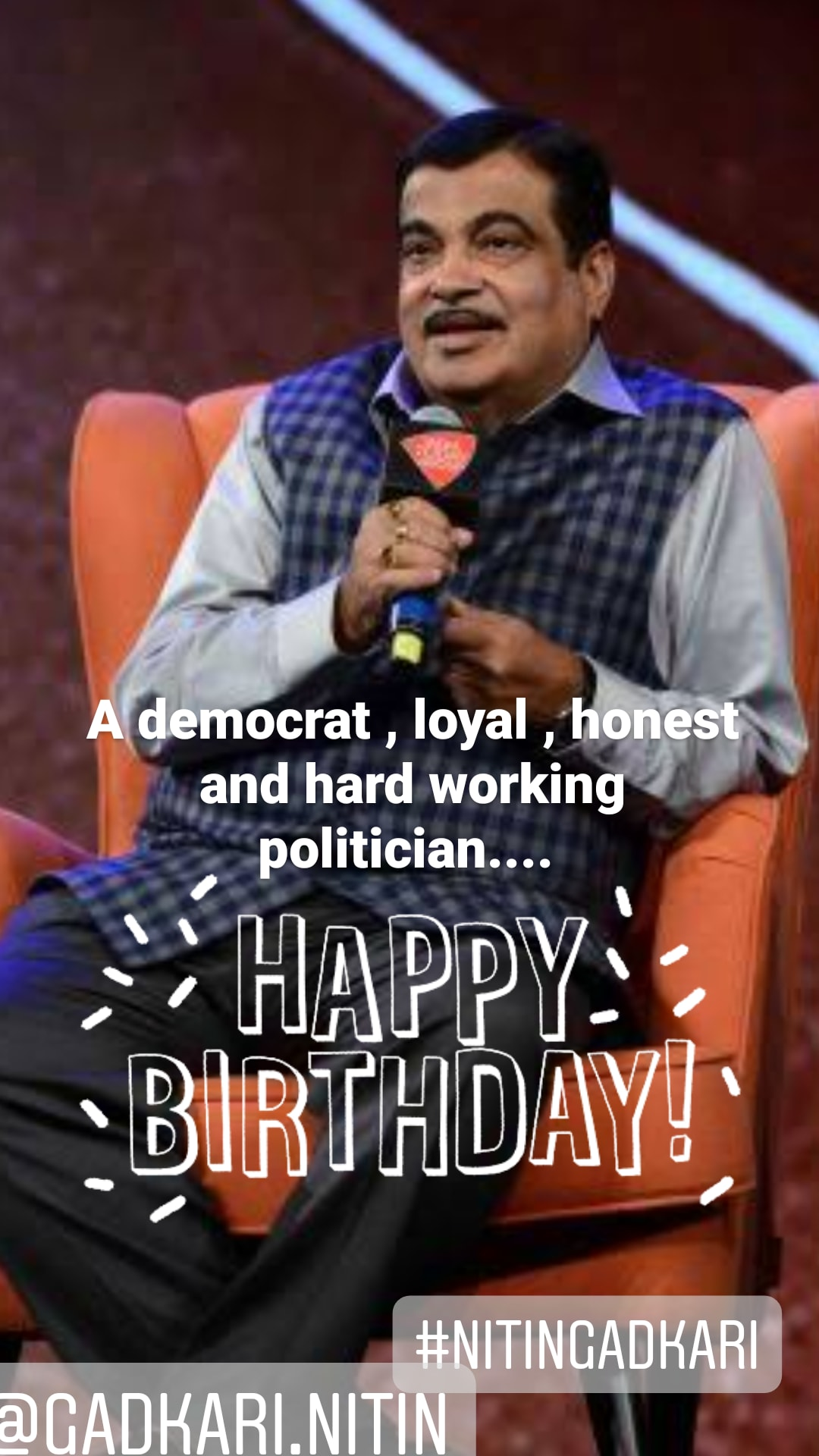 happy birthday sir