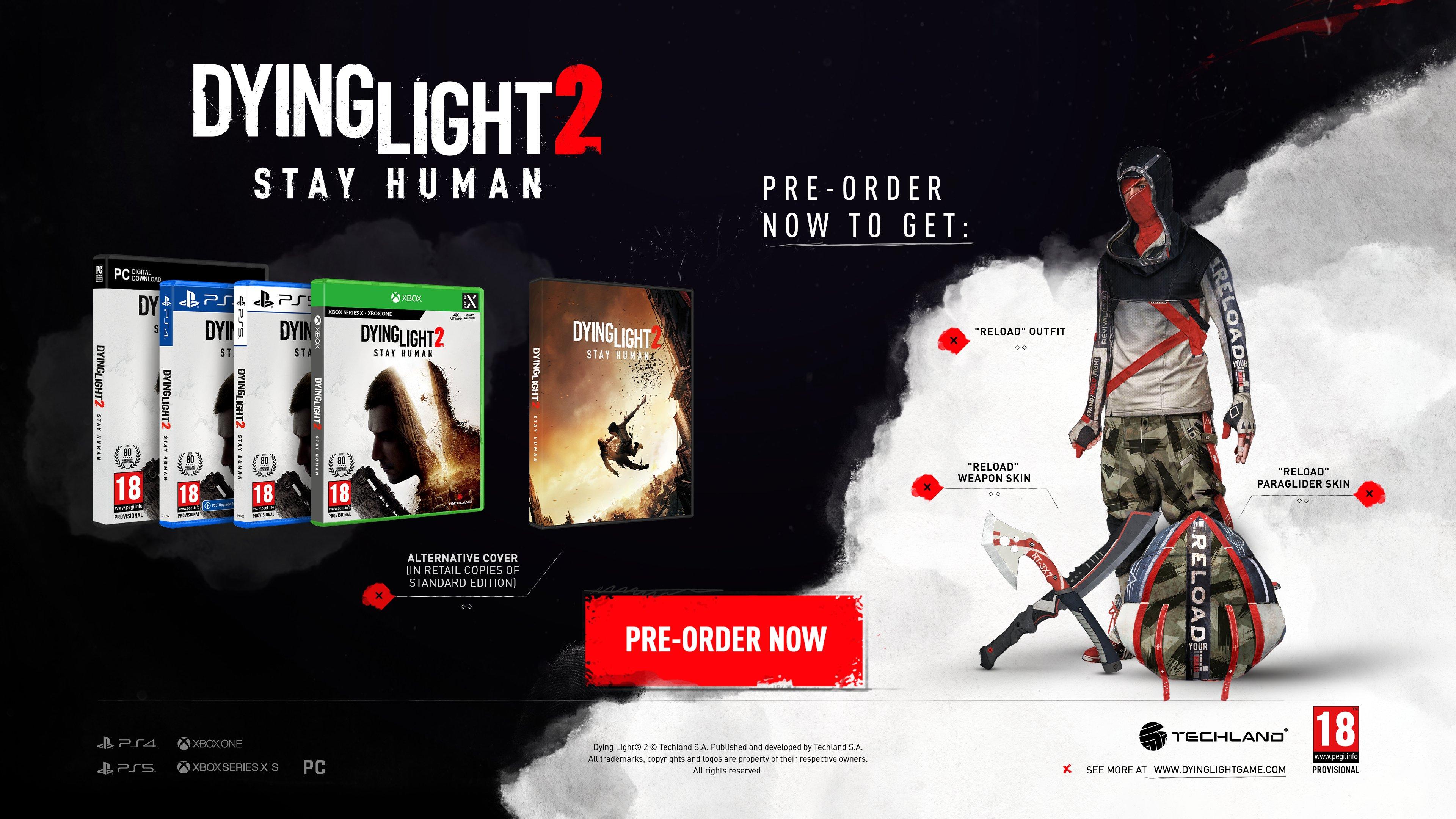 Fecha lanzamiento Dying Light 2